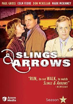 Slings & Arrows - Season 2 (2-DVD)