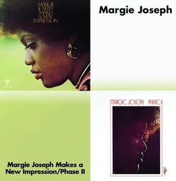 Margie Joseph Makes a New Impression / Phase II