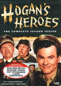Hogan's Heroes - Complete 2nd Season (5-DVD)