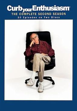 Curb Your Enthusiasm - Complete 2nd Season (2-DVD)