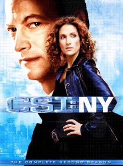 CSI: New York - Complete 2nd Season (6-DVD)