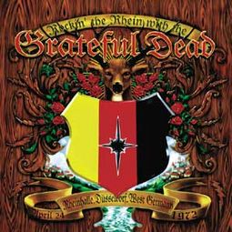 Rockin' The Rhein With The Grateful Dead (3-CD,