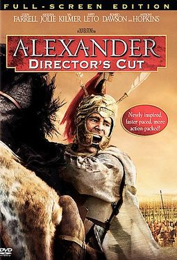 Alexander (Director's Cut) (Full Screen)