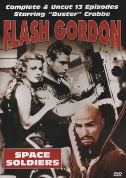 Flash Gordon - Space Soldiers