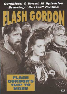 Flash Gordon's Trip to Mars (2-DVD)