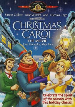 A Christmas Carol - The Movie (Animated)