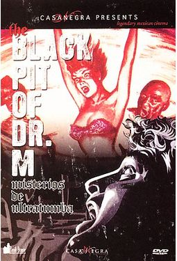 Black Pit of Dr. M. (Misterios de Ultratumba)