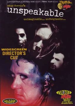 Unspeakable (Director's Cut) (Widescreen)