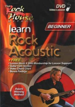 Learn Rock Acoustic - Level 1