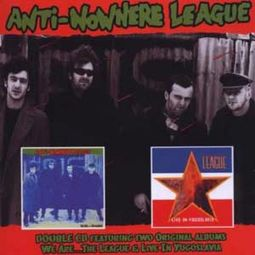 We Are the League / Live in Yugoslavia (2-CD)