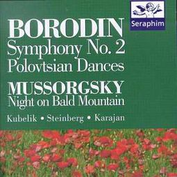 Borodin: Symphony No. 2 / Mussorgsky: Night on