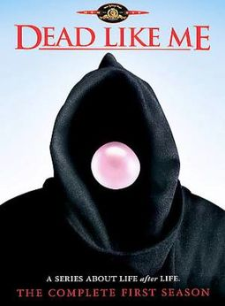 Dead Like Me - Complete 1st Season (4-DVD)