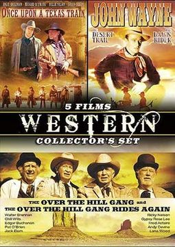 Western Collector's Set (Once Upon a Texas Trail