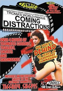 Coming Distractions: Troma Trailers, Music Videos