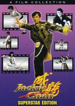 Jackie Chan - 4 Film Collection: Superstar