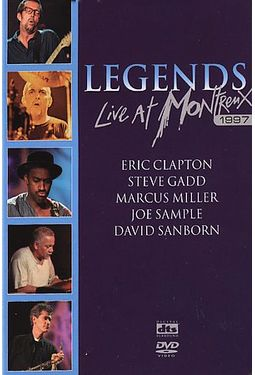 Legends - Live at Montreux 1997 (Eric Clapton,