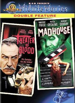 Midnite Movies Double Feature: Theater of Blood /