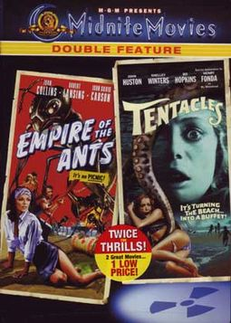 Midnite Movies Double Feature: Empire of the Ants