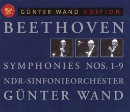 Beethoven: Symphonies Nos. 1-9 (Günter Wand