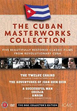 The Cuban Masterworks Collection (5-DVD)
