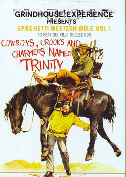 Spaghetti Western Bible, Volume 1 - Cowboys,