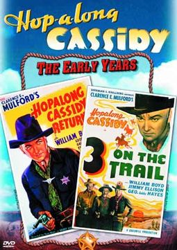 Hopalong Cassidy: 3 on the Trail / Hopalong