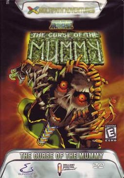 Curse of the Mummy (Animated Interactive DVD-ROM)