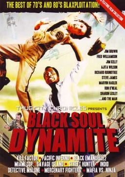 Black Soul Dynamite: The Best of 70's and 80's