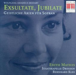 Edith Mathis - Mozart: Exsultate, Jubilate -