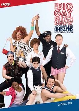 Big Gay Sketch Show - Complete 2nd Season (2-DVD)
