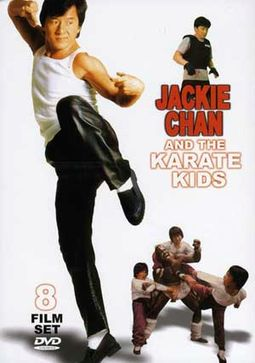 Jackie Chan and the Karate Kids (2-DVD)