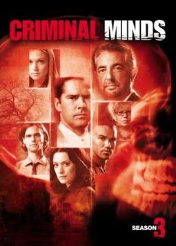Criminal Minds - Season 3 (6-DVD)
