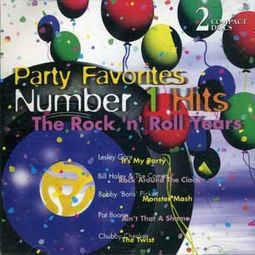 Number 1 Hits Party Favorites The Rock N Roll Years