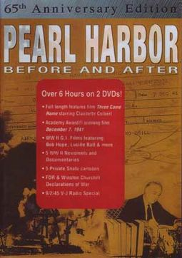 Pearl Harbor: Before and After (Three Came Home /