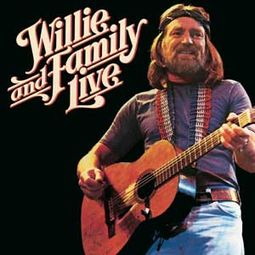 Willie Nelson & Family Live (2-CD)