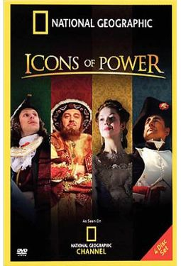 Icons of Power [Box Set] (4-DVD)