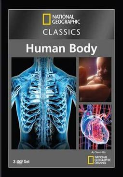 The Human Body (3-DVD)