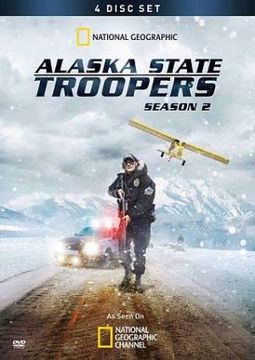 Alaska State Troopers - Season 2 (4-DVD)