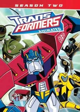 Transformers Animated - Season 2 (2-DVD)