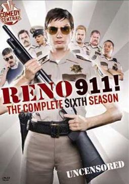 Reno 911! - Complete 6th Season (2-DVD)
