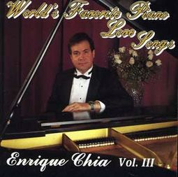 World's Favorite Piano Love Songs, Volume 3