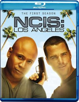 Los Angeles - Complete 1st Season (Blu-ray)