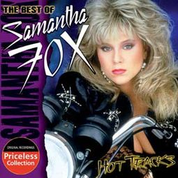 The Best of Samantha Fox - Hot Tracks