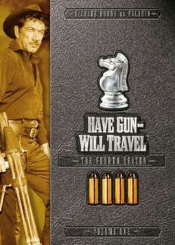 Have Gun - Will Travel - Season 4 Volume 1 (3-DVD)