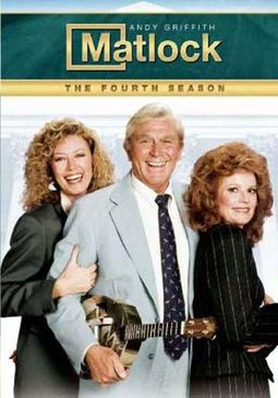 Matlock - Season 4 (6-DVD)