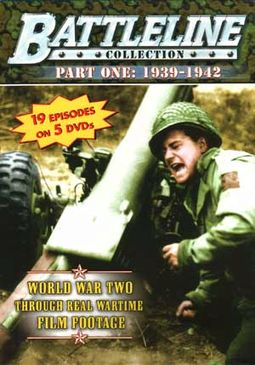 WWII - Battleline Collection, Part 1 1939-1942