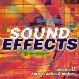 Sound Effects, Volume 2 - Horror / Autos & Motors