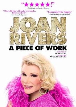 Joan Rivers - A Piece of Work [Documentary]