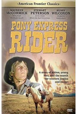 American Frontier Classics - Pony Express Rider
