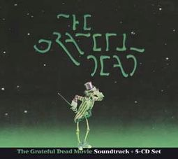 Grateful Dead Movie Soundtrack (5-CD)